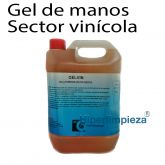 Gel de manos Gelvin 5L Outlet